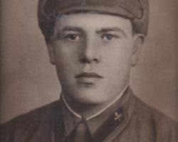 Березовський Федір Єрофійович 1916-1946
