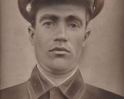 Домбровський Петро ДАНИЛОВИЧ 1916-1943
