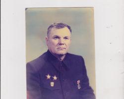 Поблоцький Віктор Тимофійович 1918-1989